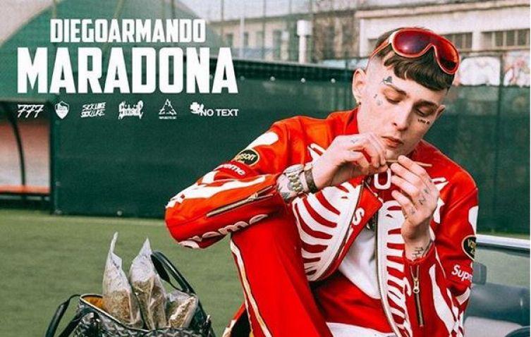 Diego armando maradona sick luke