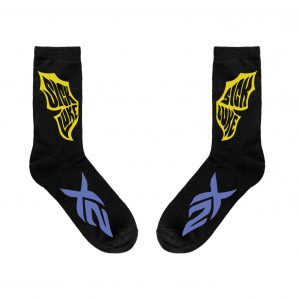 Sick Luke Farfastrello Socks Official Merchandising
